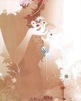 """Daisy Lores II by Chellie Caroll - 10"""" x 12"""""""
