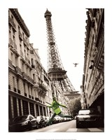Big Jump in Paris Fine Art Print