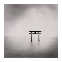 "Tori, Takaishima, Honshu, Japan, 2002 by Michael Kenna, 2002 - 28"" x 28"""