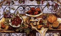 Harvest Table Fine Art Print