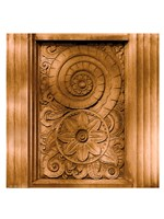Architectural Detail no. 69 Fine Art Print