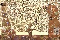 Tree of Life, c.1909 Fine Art Print