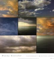 "Cloud Medley I by Donna Geissler - 18"" x 20"""