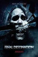 "The Final Destination - style A - 11"" x 17"""