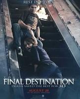 """The Final Destination - style C - 11"""" x 17"""""""