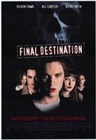 """Final Destination - style C - 11"""" x 17"""""""
