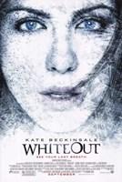 Whiteout - style B Fine Art Print