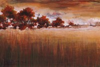 "Into the Woods by Terri Burris - 36"" x 24"""