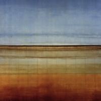 """Blue Foam I by Randy Hibberd - 24"""" x 24"""""""