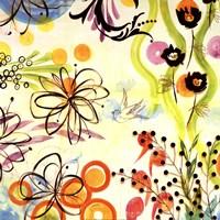 """Garden of Eden by Liz Jardine - 27"""" x 27"""""""