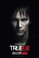 True Blood - Season 2 - Stephen Moyer [Bill] Fine Art Print