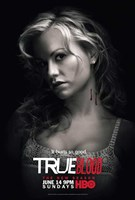 True Blood - Season 2 - Anna Paquin [Sookie] Fine Art Print