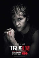 True Blood - Season 2 - Ryan Kwanten [Jason] Fine Art Print
