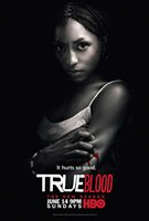 True Blood - Season 2 - Rutina Wesley [Tara] Fine Art Print