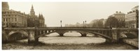 Pont Notre Dame Fine Art Print