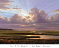 Low Country Splendor Fine Art Print