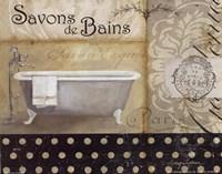 Savons de Bains II Fine Art Print