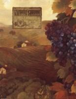 "Vintage Wine II by Albena Hristova - 11"" x 14"", FulcrumGallery.com brand"