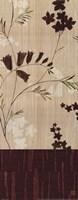 "Flower Sprig I by Verbeek & Van Den Broek - 8"" x 20"""