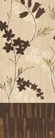 """Flower Sprig II by Verbeek & Van Den Broek - 8"""" x 20"""""""