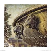 "Golden Age of Paris VI by Wild Apple Studio - 12"" x 12"""
