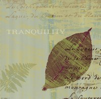 "Tranquility by Wild Apple Studio - 12"" x 12"" - $9.99"