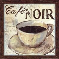 """Cafe du Matin II by Avery Tillmon - 12"""" x 12"""""""