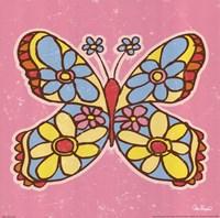 "Flower Power by Peter Horjus - 12"" x 12"""