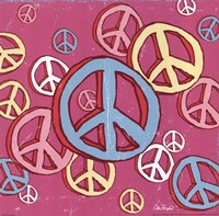 """Peace Baby by Peter Horjus - 12"""" x 12"""""""