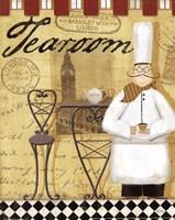 """Chef's Break IV by Veronique Charron - 8"""" x 10"""", FulcrumGallery.com brand"""