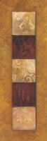 """Cobblestone II by Avery Tillmon - 12"""" x 36"""""""