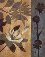 """Romantic Magnolias II by Silvia Vassileva - 16"""" x 20"""""""
