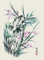 Wild Orchids ll Fine Art Print