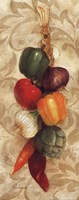 "Mixed Vegetables I by Albena Hristova - 8"" x 20"""