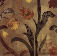 Floral Fragment III Framed Print
