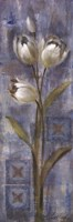"Early Spring III by Silvia Vassileva - 12"" x 36"", FulcrumGallery.com brand"