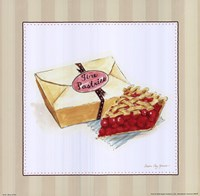 Slice of Pie Framed Print