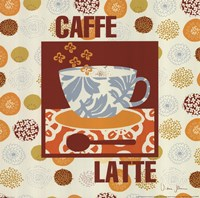 Coffee Time II Fine Art Print