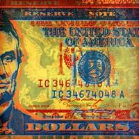 Five Bucks II Fine Art Print