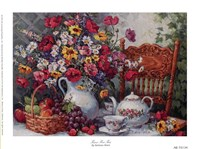 Time For Tea Fine Art Print