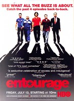"Entourage, style M - 11"" x 17"", FulcrumGallery.com brand"