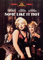 Some Like it Hot, c.1959 - style G Fine Art Print