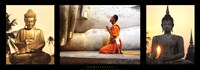 "Spirituality by Photography Collection - 37"" x 13"""