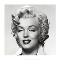 """Monroe Portrait by Photography Collection - 20"""" x 20"""""""