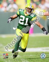 Charles Woodson 2009 Action Fine Art Print
