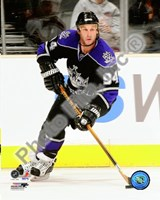 Ryan Smyth 2009-10 Action Fine Art Print