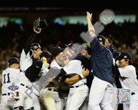 New York Yankees Team Celebration Game Six of the 2009 MLB World Series (#39) Fine Art Print