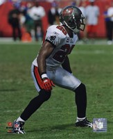 Ronde Barber 2009 Action Fine Art Print