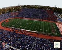"Memorial Stadium University of Kansas 2007 - 10"" x 8"", FulcrumGallery.com brand"