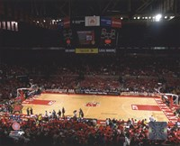 Comcast Center University of Maryland Terrapins 2007 Fine Art Print